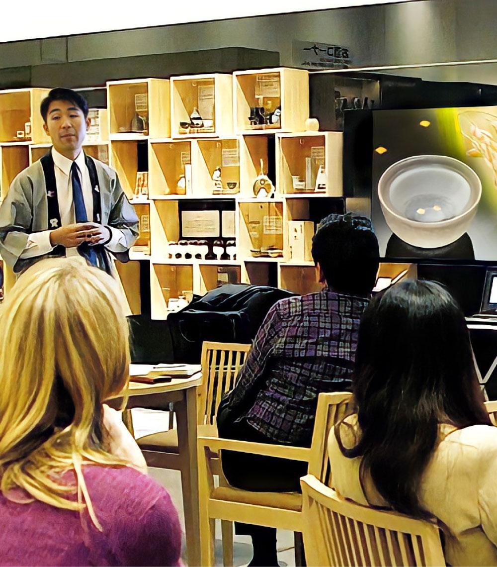Promote Sake and Shochu